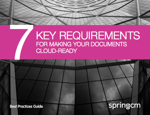 Best Practice Guide to Making your content cloud enterprise ready